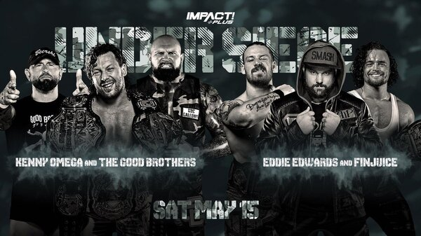 Watch Impact Wrestling Under Siege 2021 PPV 5/15/21 – 15 May 2021