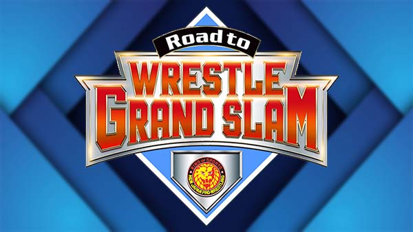 25th May – Watch NJPW Road to Wrestle Grand Slam 5/25/21 – 25 May 2021