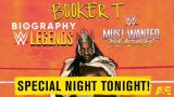 Watch WWE AnE Biography Booker T