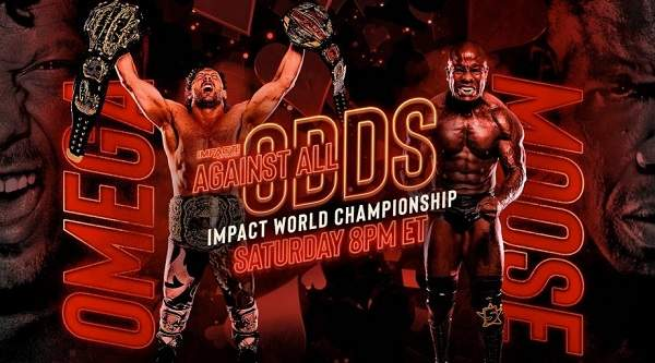 Watch Impact Wrestling Against All Odds 2021 PPV 6/12/21 – 12 June 2021