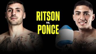 Watch Ritson vs Ponce 6/12/21 – 12 June 2021