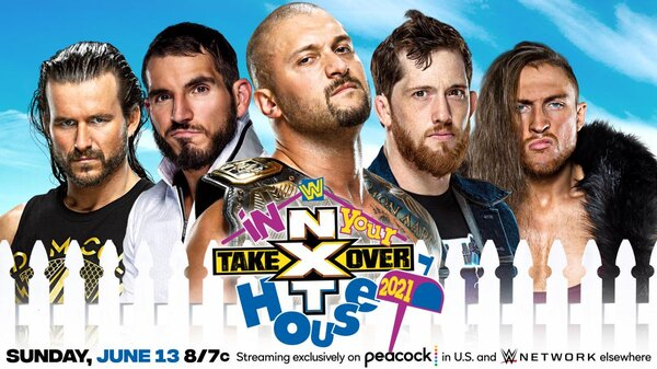 Watch WWE NxT TakeOver In Your House 2021 PPV 6/13/21 – 13 June 2021