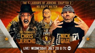 Watch AEW Fight For The Fallen 2021 PPV 7/28/21 – 28 July 2021