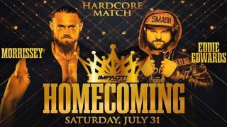 Watch Impact Wrestling Homecoming 2021 PPV 7/31/21 – 31 July 2021