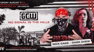 Watch GCW No Signal in the Hills 8/7/21 – 7 August 2021