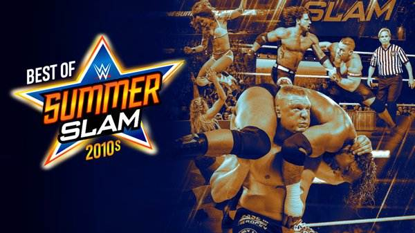 Watch WWE The Best Of Summerlam From 2010s