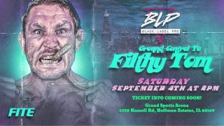 Watch Black Label Pro Ground Control to Filthy Tom 9/4/21 – 4 September 2021