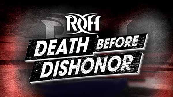 Watch ROH Death Before Dishonor 2021 PPV 9/12/21 – 12 September 2021
