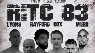 Watch Rage in the Cage OKC 83 9/18/21 – 18 September 2021