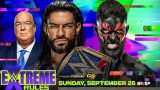 Watch WWE Extreme Rules 2021 PPV 9/26/21 – 26 September 2021