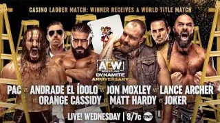 Watch AEW Dynamite 2 Year Anniversary Live 10/6/21 – 6 October 2021