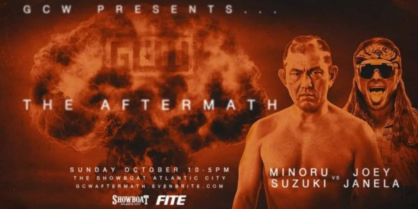 Watch GCW The Aftermath 2021 PPV 10/10/21 – 10 October 2021